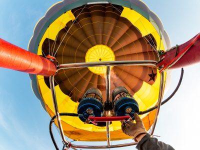 958Hot air ballooning Öhringen