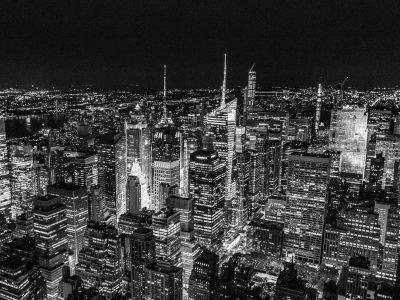 1433New York – Black & White