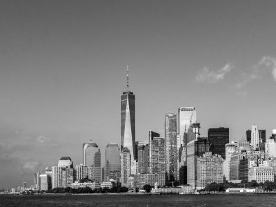 1433New York – Black & White